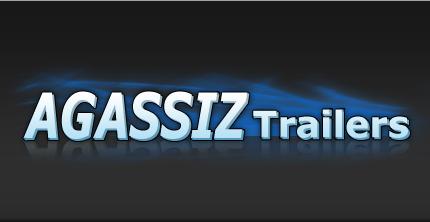Agassiz logo - Agassiz Trailer - livestock trailers for sale Alberta