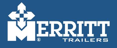 Merrit Trailers Web Logo - Merritt Trailer - livestock trailers for sale Alberta