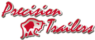 Precision logo 1 - Precision Trailer - livestock trailers for sale Alberta