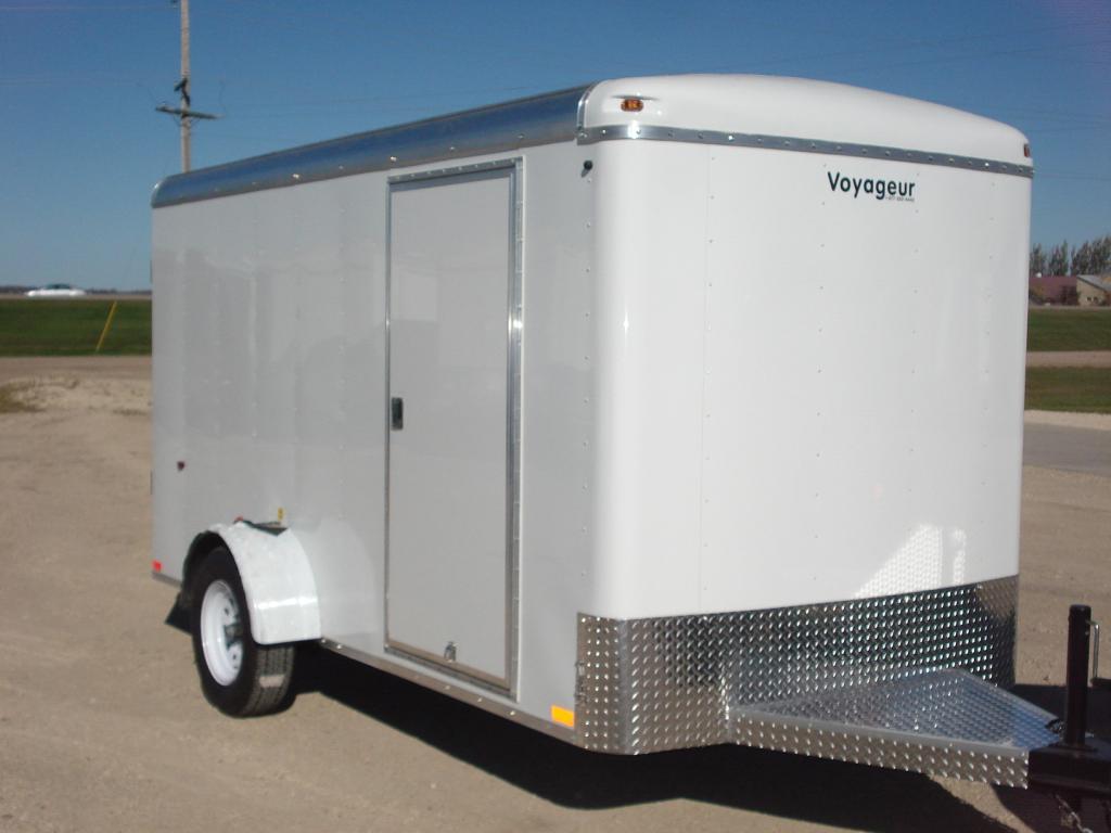 Voyageur pic cc - Agassiz Trailer - livestock trailers for sale Alberta