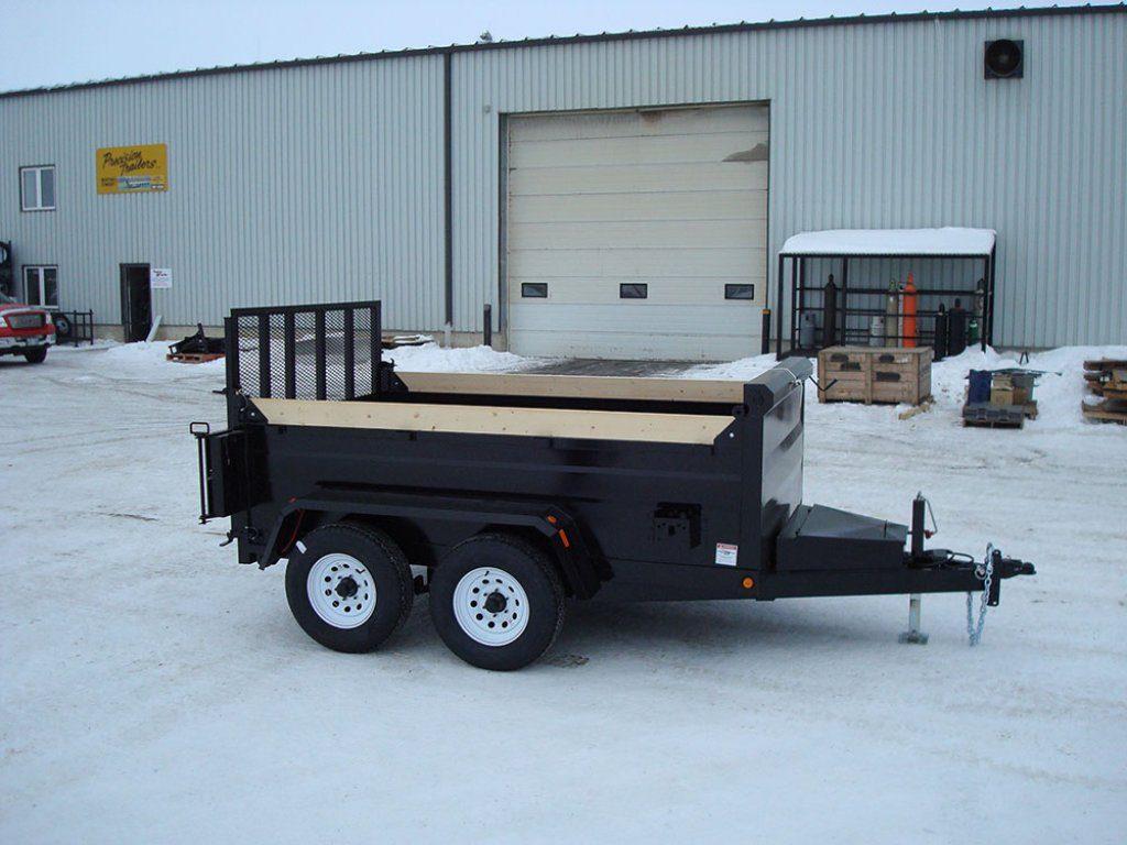 dump bumperpull 02 pic L 1 1024x768 - Precision Trailer - livestock trailers for sale Alberta