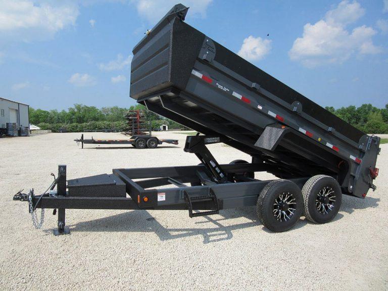 dump bumperpull 03 pic K 1 768x576 - Precision Trailer - livestock trailers for sale Alberta