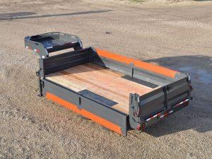 dump gooseneck 03 pic O 1 300x225 - Precision Trailer - livestock trailers for sale Alberta