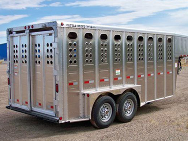 "merritt trailer - Integ Distributors ""Business With Integrity"" - 	livestock trailers for sale Alberta"